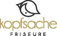 kopfsache FRISEURE Logo